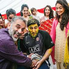 Wedding photographer Gagan Sharma (sharma). Photo of 15.02.2015