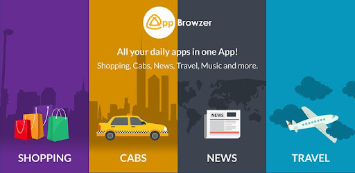 AppBrowzer - Browser for Web and Apps  Fast & Easy - Apps on