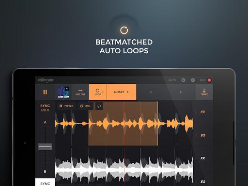 edjing PRO LE - Music DJ mixer 1.06.04 Screenshots 7