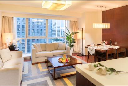 Xiaguang Li Apartments, Chaoyang