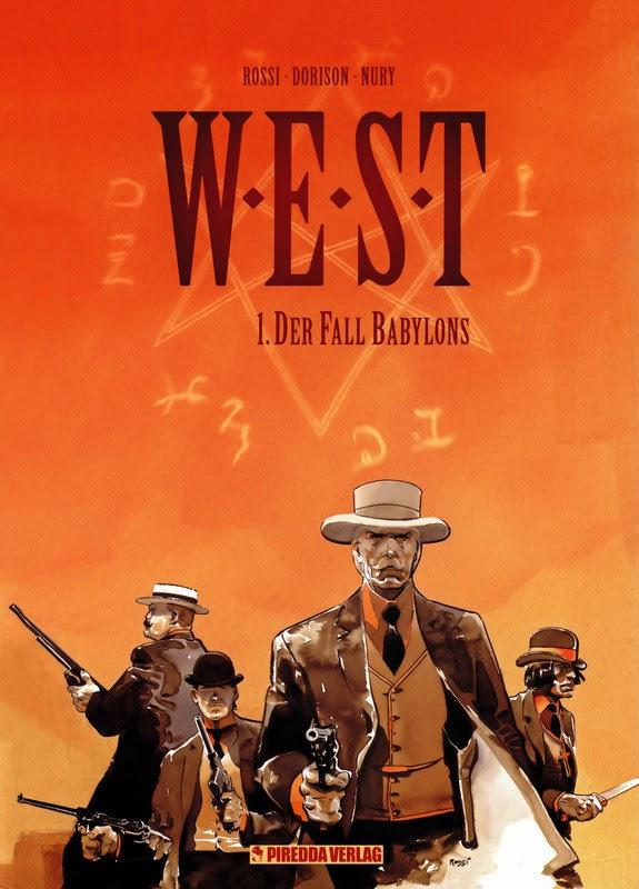 W.E.S.T (2008) - komplett