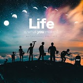 Life Is What You Make It (Motivational Speeches)