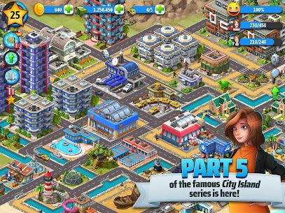 City Island 5 – Tycoon Building Simulation Offline Mod 1.11.3 Apk [Unlimited Money] 10