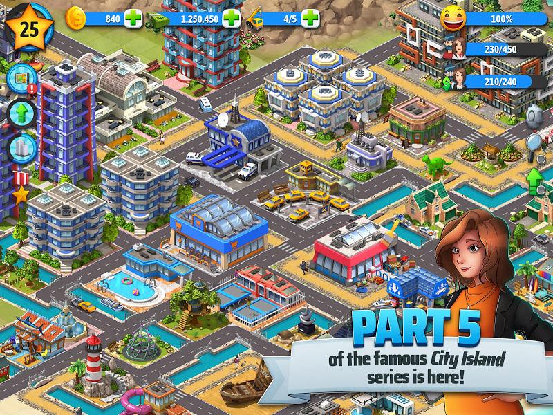 City Island 5 - Tycoon Building Simulation Offline Screenshot 10