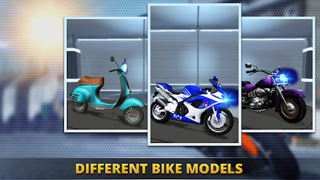 VR Ultimate Traffic Bike Racer 3D APK screenshot thumbnail 2