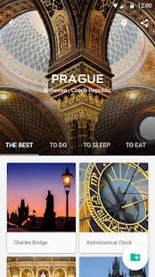 minube: travel planner & guide- screenshot thumbnail