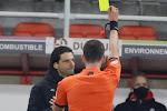 Trainer Moeskroen kent zijn sanctie na de rode kaart tegen STVV
