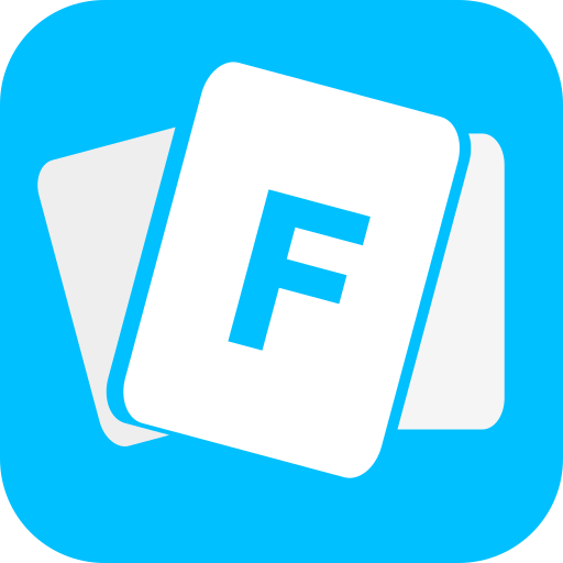 Simple Flashcards Plus - Learning and Study Help Icon