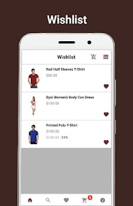 MobiApp - shopify store app screenshot 3