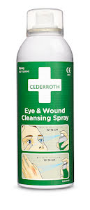 Eye & Wound Cleansing Spray