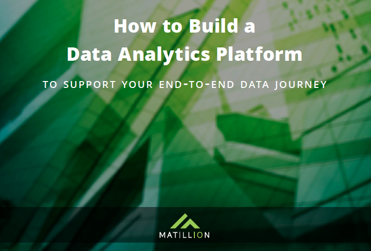 How to Build Cloud-based Data Analytics Platform to Support End-to-End Data Journey