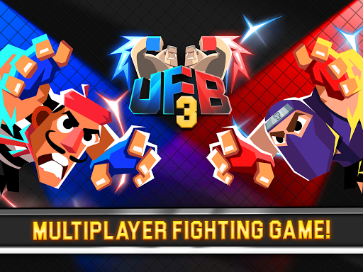 UFB 3: Ultra Fighting Bros - 2 Player Fight Game 1.0.1 screenshots 6