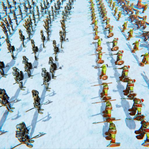 Ultimate Epic Battle War Fantasy Game file APK for Gaming PC/PS3/PS4 Smart TV
