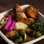 Chicken Tawouk Salad Bowl