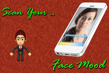Face Mood Scanner screenshot
