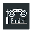 Finder! (Search image, meme) icon