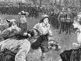 Il y a 125 ans : le premier match officiel de football féminin