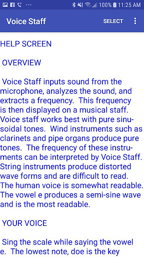 Voice Staff - Free ss2