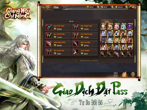Giang Hu1ed3 Chi Mu1ed9ng - Tuyet The Vo Lam apkpoly screenshots 12