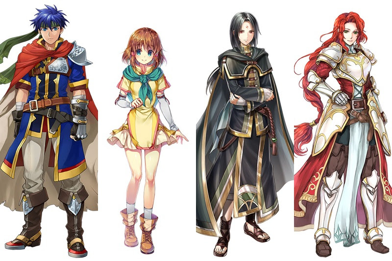 [Fire Emblem Heroes] ฮีโร่กลุ่มใหม่จากภาค Souen no Kiseki มาแล้ว!