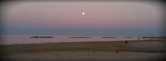 Red sunset di Malu