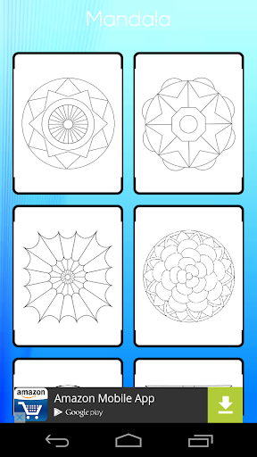 Mandala Coloring Book For Android