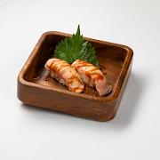 174. Salmon Sake Torched Sushi