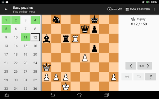 Chess Tactics Pro (Puzzles) 4.03 screenshots 7
