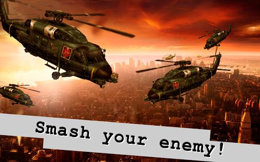 二戰:坦克和直升機