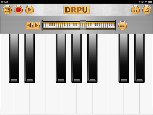 Piano Keyboard Music Pro - DRPU PIANO Learning App  screenshots 14