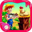 Chicken and Duck Breeding Farm-A Poultry Eggs Game apk