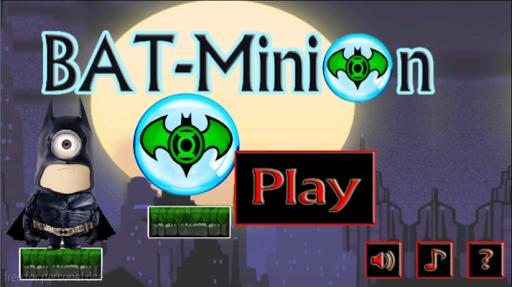 Bat-Minion Adventure
