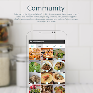 RecipesTroupe - Your Cooking Community- screenshot thumbnail