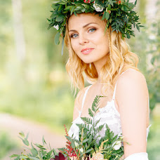 Wedding photographer Kristina Maslova (tinamaslova). Photo of 04.07.2018