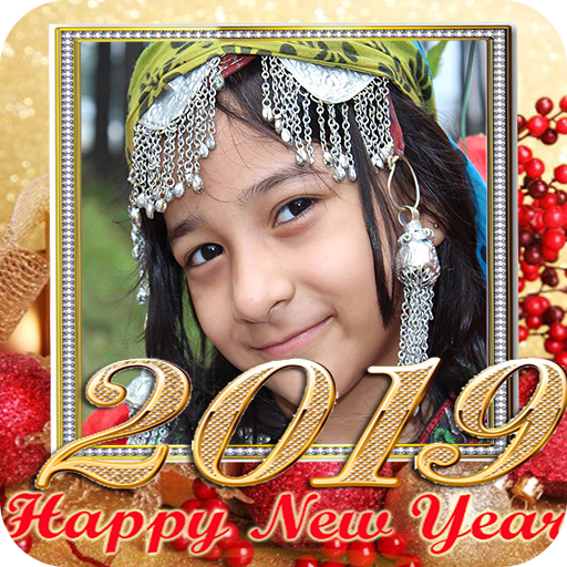 Happy New Year Photo Editor 2019
