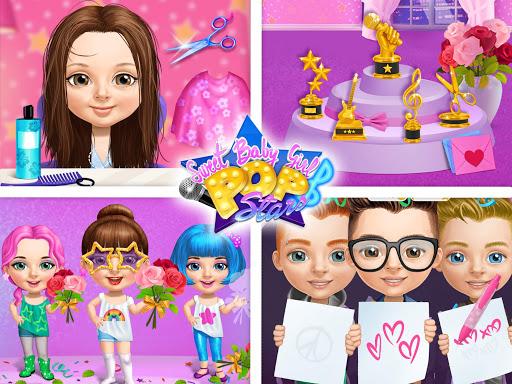 Sweet Baby Girl Pop Stars - Superstar Salon & Show 3.0.10002 screenshots 24