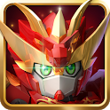 Superhero War Premium: Robot Fight - Action RPG icon