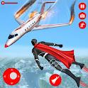 Light Speed Hero: Plane Crash Rescue Game 2020 icon