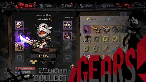 Screenshot 2 The Greedy Cave 2: Time Gate 1.4.9 APK+DATA MOD