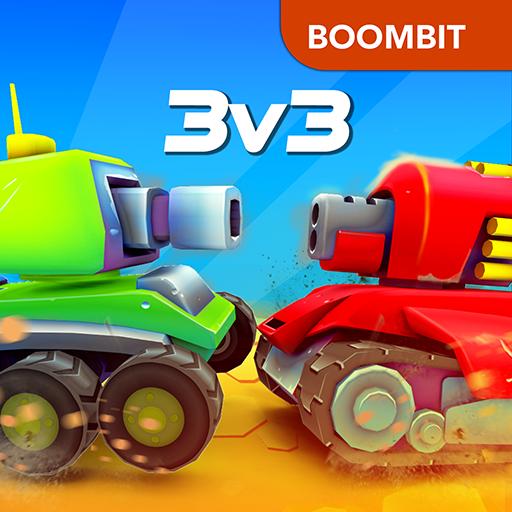 Tanks A Lot! - Realtime Multiplayer Battle Arena APK Cracked Download