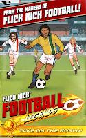 Screenshot of Flick Kick Football Legends
