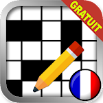 Crossword French Puzzles Game Icon