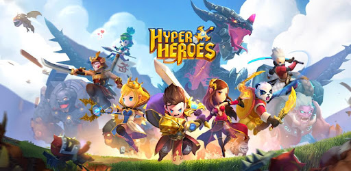 Imagini pentru Hyper Heroes: Marble-Like RPG