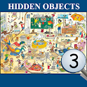 Hidden Objects 3 icon