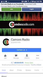 Camões Radio Station- screenshot thumbnail