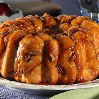 Butterscotch Bubble Loaf.