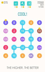 2 For 2: Connect the Numbers Puzzle APK screenshot thumbnail 3