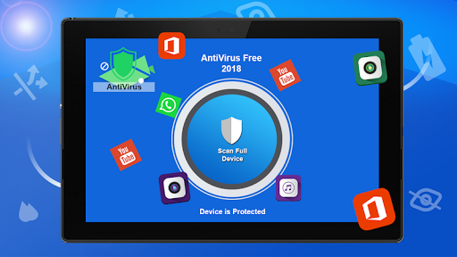 Mobile Security 360: Super Fast AntiVirus Cleaner 1.0.6 6