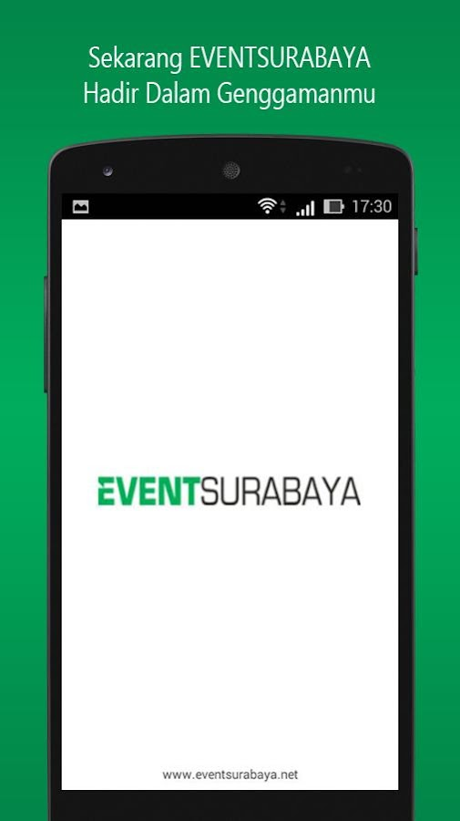 EventSurabaya- screenshot