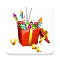 New Year Crackers icon